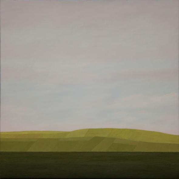 Karl Inglin - Paysage