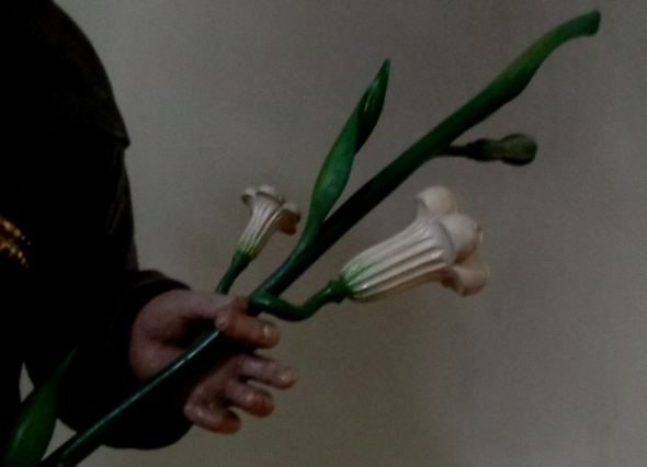 Main fleurie (Cordeliers)